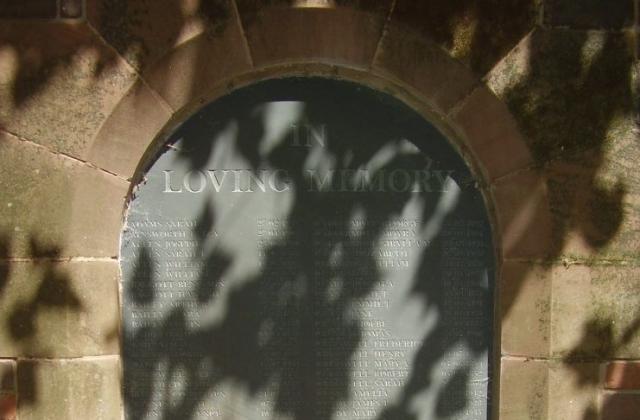 Key Hill Cemetery Photo 8 Jewellery Quarter Birmingham 2008