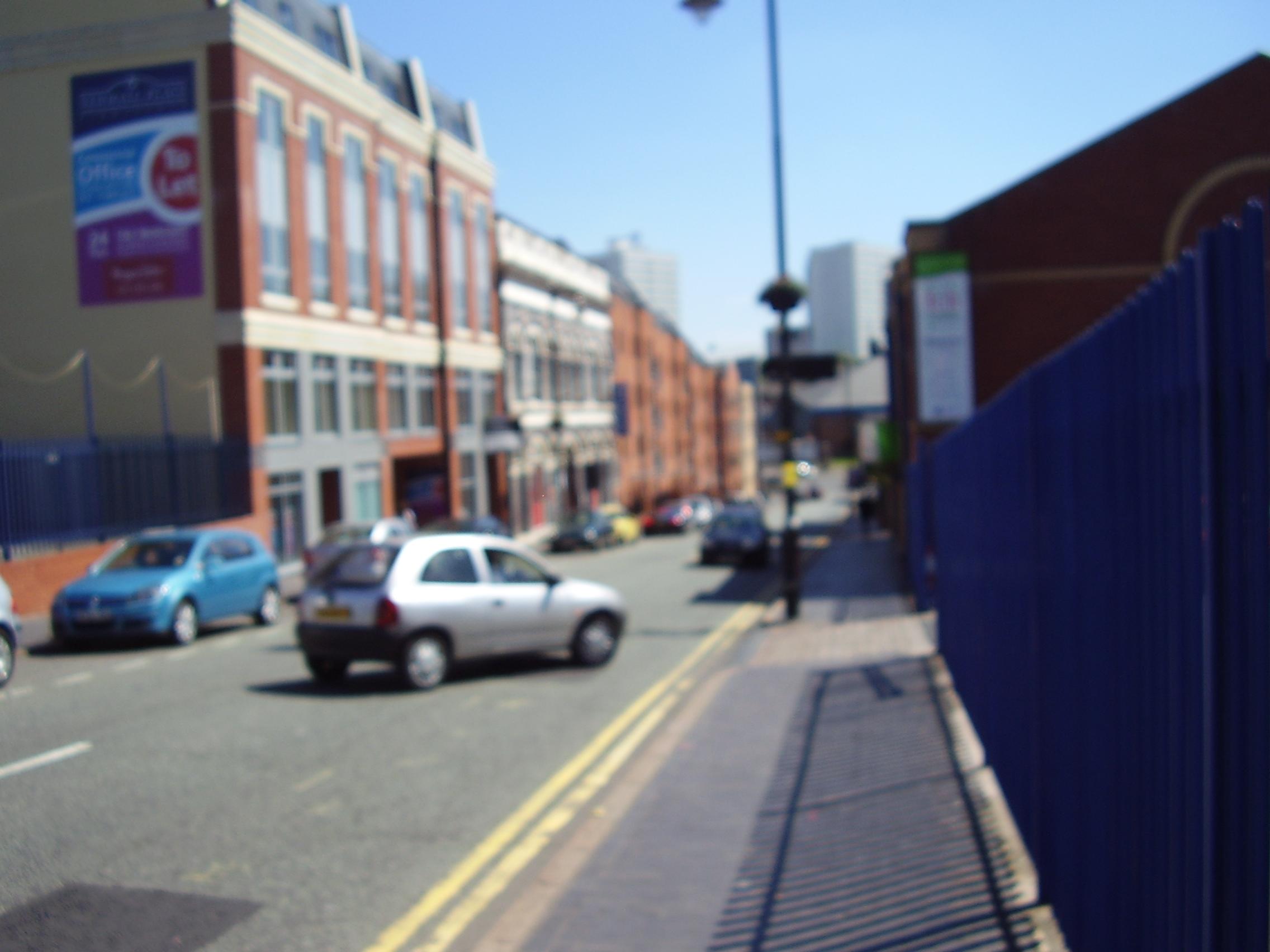 2008 Street view photo 18 of St Pauls Square Area of the Jewellery Quarter Birmingham