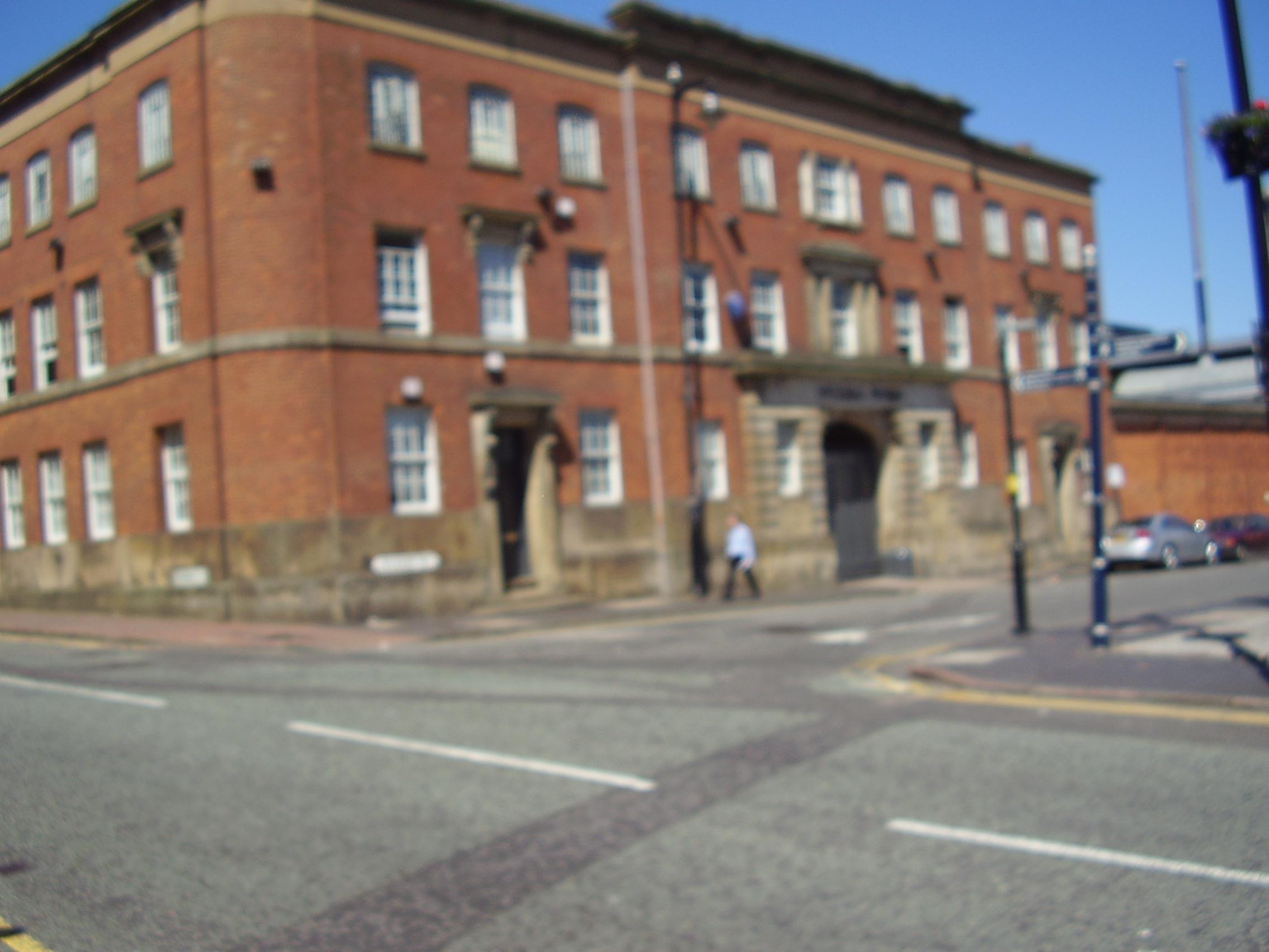 2008 Street view photo 17 of St Pauls Square Area of the Jewellery Quarter Birmingham