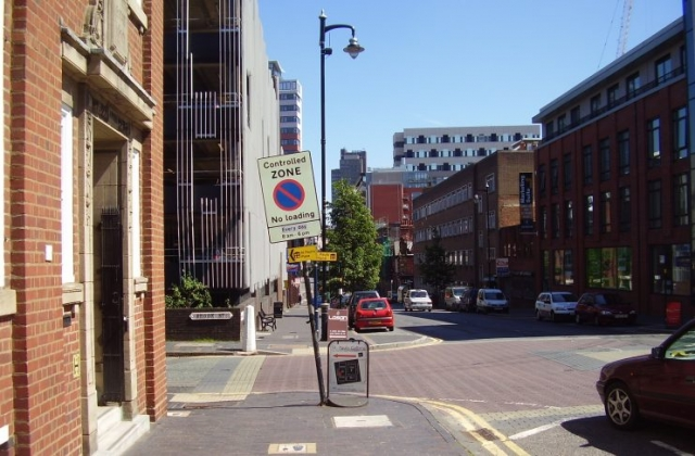 2008 Street view photo 14 of St Pauls Square Area of the Jewellery Quarter Birmingham