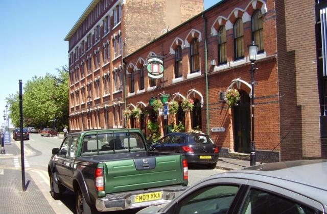 2008 Street view photo 13 of St Pauls Square Area of the Jewellery Quarter Birmingham