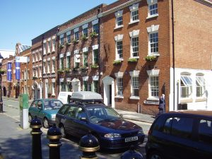 2008 Street view photo 3 of the Jewellery Quarter Birmingham