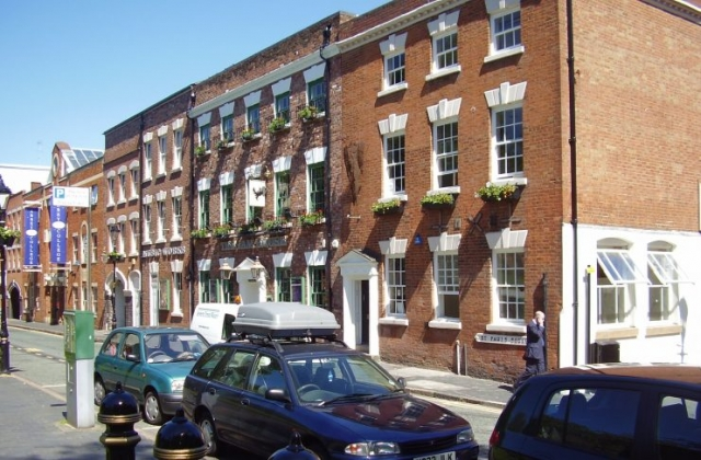2008 Street view photo 3 of the Jewellery Quarter Birmingham