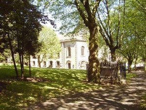 2008 St Paul's Church Grade 1 listed Built 1779 Jewellery Quarter Birmingham