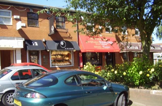 2008 Street view No 17 of the Jewellery Quarter Birmingham