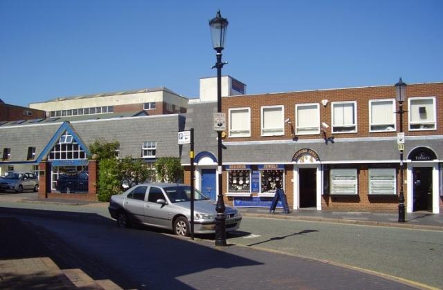 2008 Street view No 16 of the Jewellery Quarter Birmingham